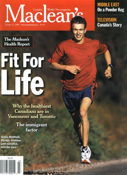 Issue: - October 2000 | Maclean's