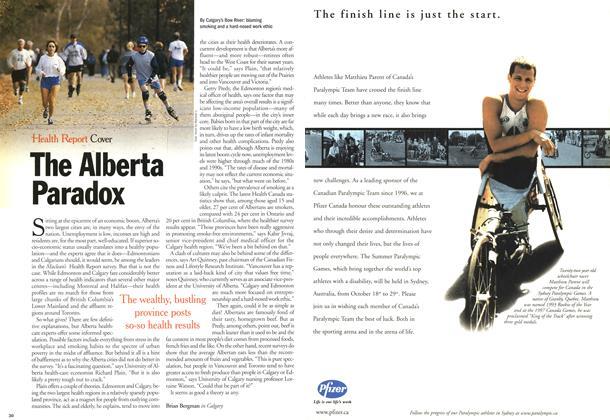 Article Preview: The Alberta Paradox, October 2000 | Maclean's
