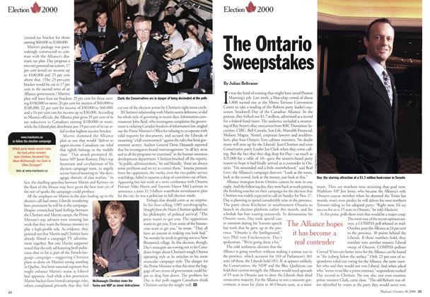 Article Preview: The Ontario Sweepstakes, October 2000 | Maclean's