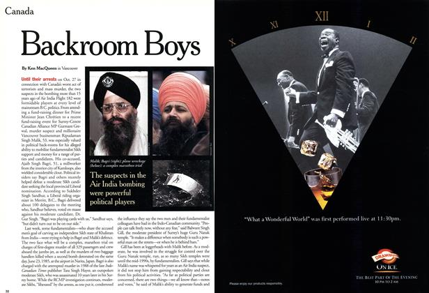 Article Preview: Backroom Boys, November 2000 | Maclean's