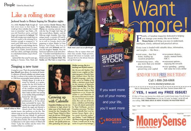Article Preview: People, December 2000 | Maclean's