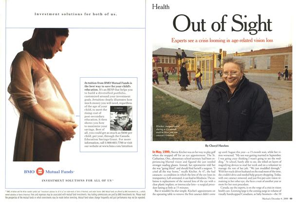 Article Preview: Out of Sight, December 2000 | Maclean's