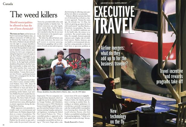 Article Preview: The weed killers, December 2000 | Maclean's