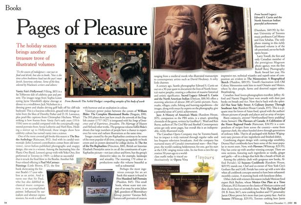 Article Preview: Pages of Pleasure, December 2000 | Maclean's