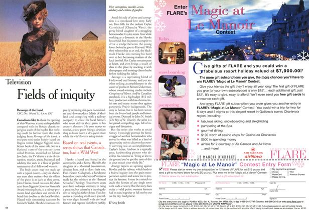 Article Preview: Fields of iniquity, December 2000 | Maclean's