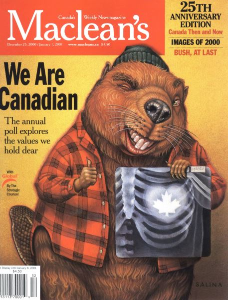 Issue: - December 25, 2000/January 1, 2001 | Maclean's