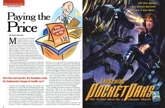 Article Preview: Paying the Price, December 25, 2000/January 1, 2001 2000 | Maclean's