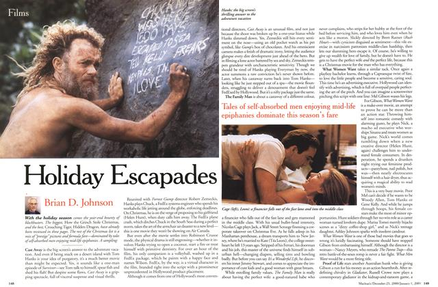 Article Preview: Holiday Escapades, December 25, 2000/January 1, 2001 2000 | Maclean's
