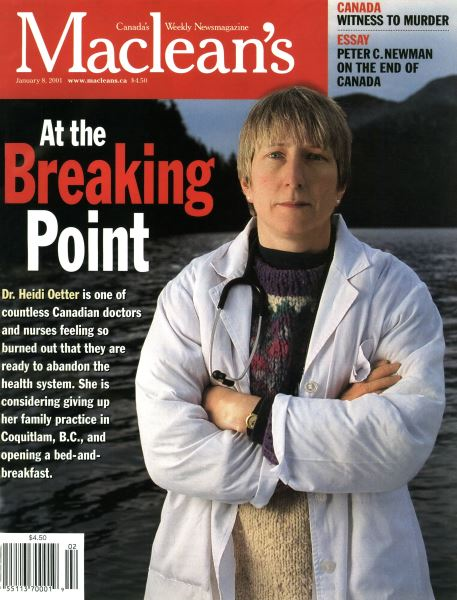 Issue: - January 2001 | Maclean's