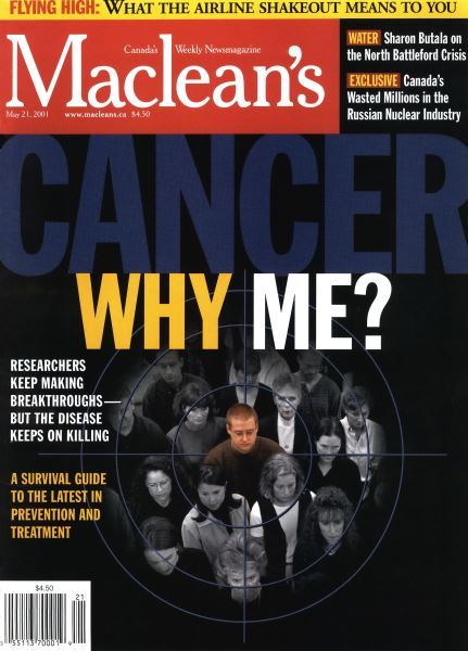 Issue: - May 2001 | Maclean's