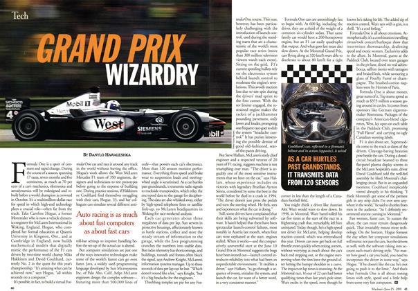 Article Preview: GRAND PRIX WIZARDRY, June 2001 | Maclean's