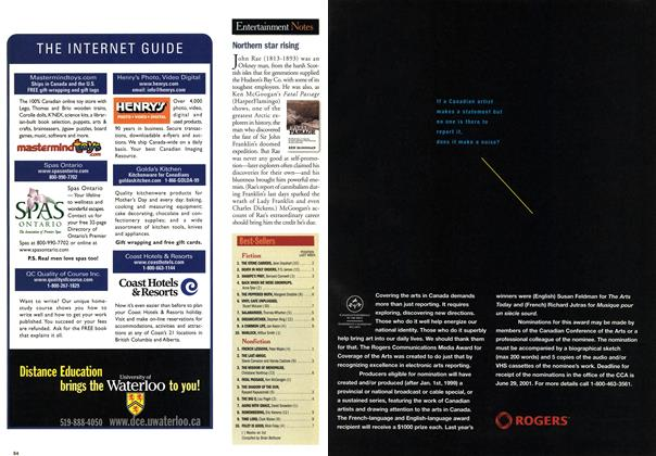 Article Preview: Best-Sellers, June 2001 | Maclean's