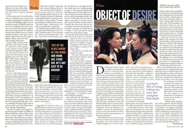 Article Preview: OBJECT OF DESIRE, July 2001 | Maclean's