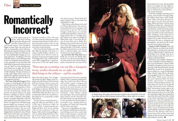Article Preview: Romantically Incorrect, August 2001 | Maclean's