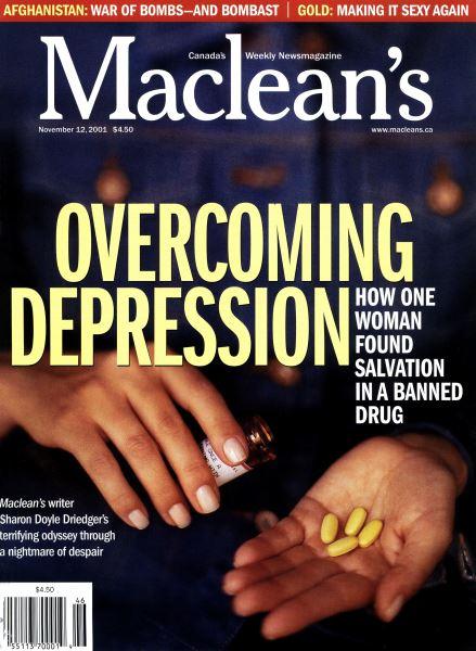 Issue: - November 2001 | Maclean's