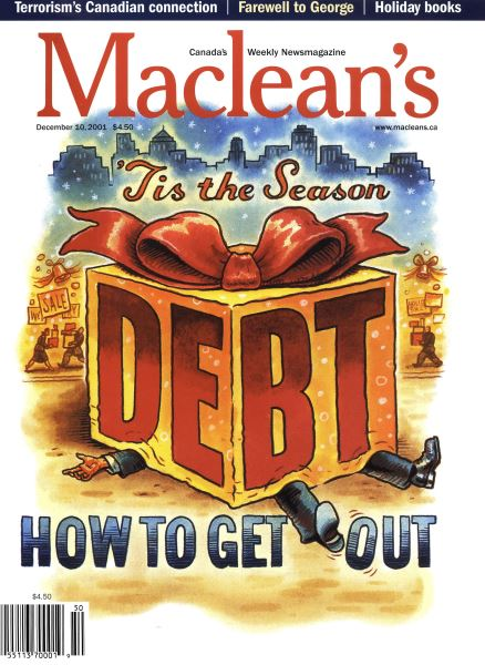 Issue: - December 2001 | Maclean's