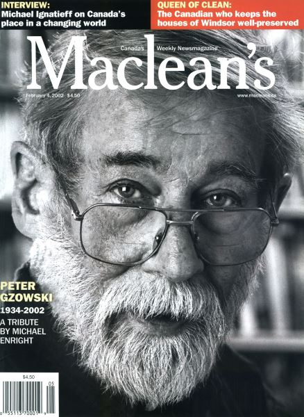 Issue: - February 2002 | Maclean's