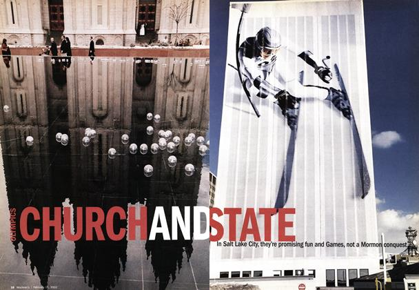 Article Preview: CHURCH AND STATE, February 2002 | Maclean's