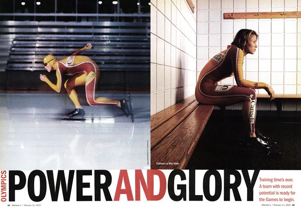 Article Preview: POWER AND GLORY, February 2002 | Maclean's