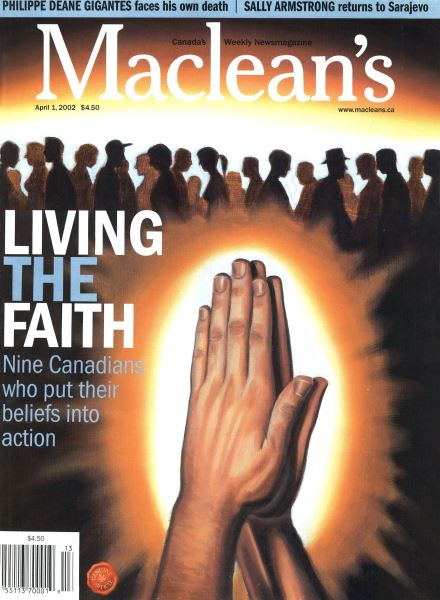 Issue: - April 2002 | Maclean's