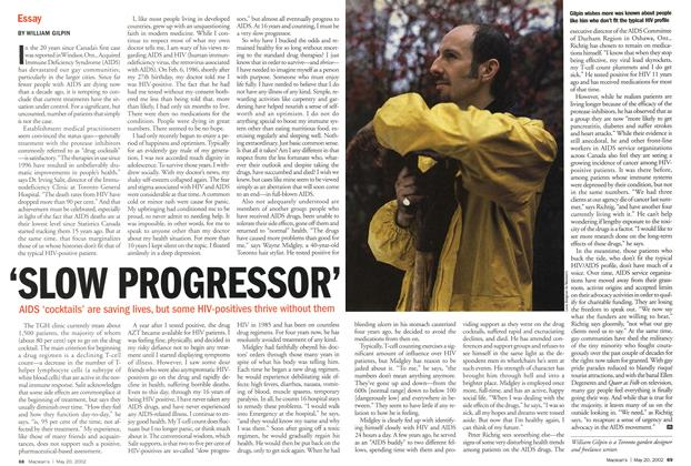 Article Preview: 'SLOW PROGRESSOR', May 2002 | Maclean's