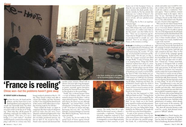 Article Preview: 'France is reeling', May 2002 | Maclean's