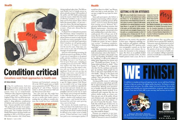 Article Preview: Condition critical, June 2002 | Maclean's