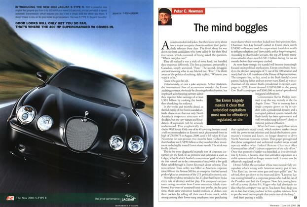 Article Preview: The mind boggles, June 2002 | Maclean's