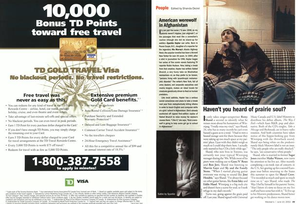 Article Preview: People, June 2002 | Maclean's