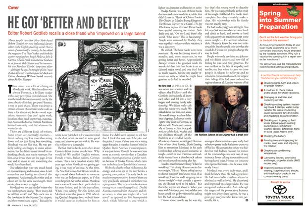 Article Preview: HE GOT 'BETTER AND BETER', June 2002 | Maclean's
