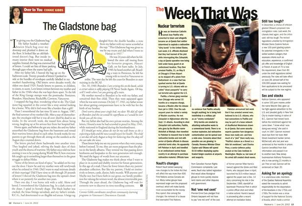 Article Preview: The Week That Was, June 2002 | Maclean's