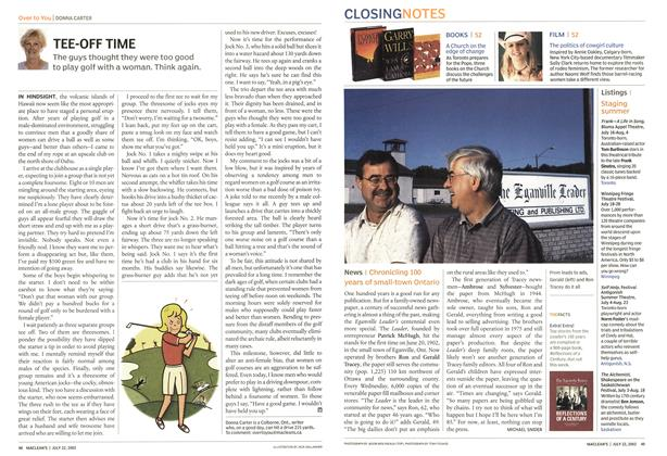 Article Preview: News, July 2002   Maclean's