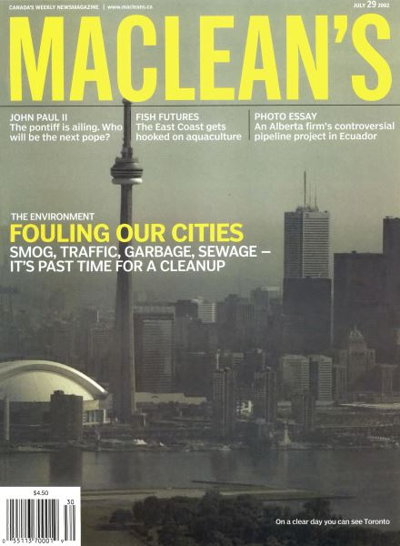 Issue: - July 2002 | Maclean's