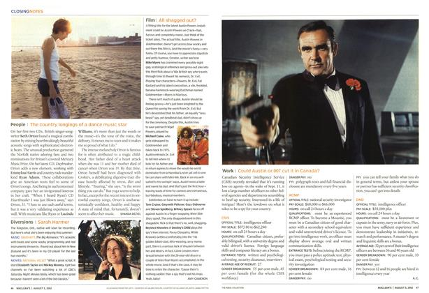 Article Preview: Film, August 2002 | Maclean's