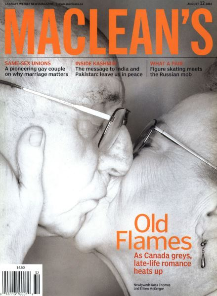 Issue: - August 2002 | Maclean's