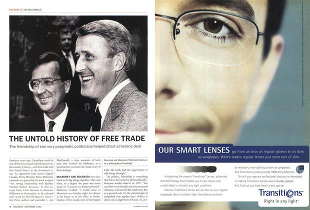 Article Preview: THE UNTOLD HISTORY OF FREE TRADE, September 2002 | Maclean's