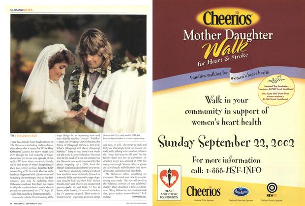 Article Preview: TV, September 2002 | Maclean's