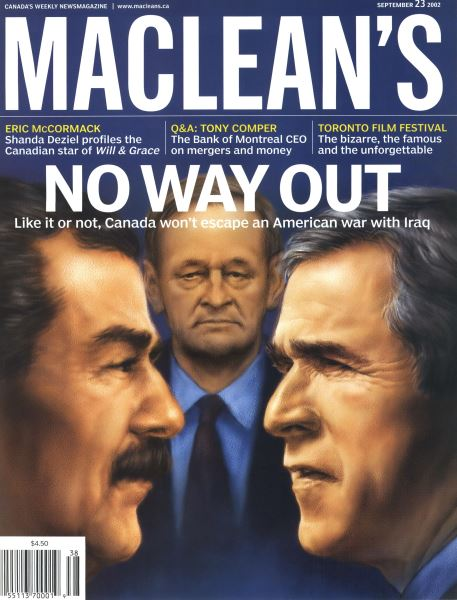Issue: - September 2002 | Maclean's