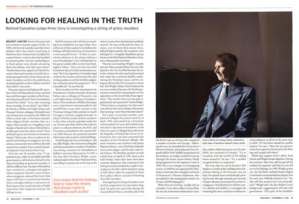 Article Preview: LOOKING FOR HEALING IN THE TRUTH, November 2002 | Maclean's