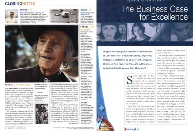 Article Preview: People, November 2002   Maclean's