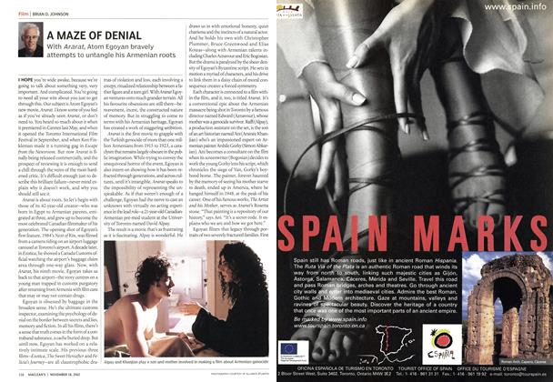 Article Preview: A MAZE OF DENIAL, November 2002 | Maclean's