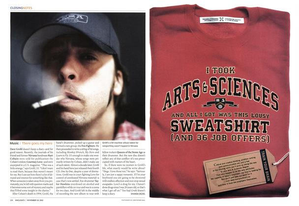 Article Preview: Music, November 2002 | Maclean's