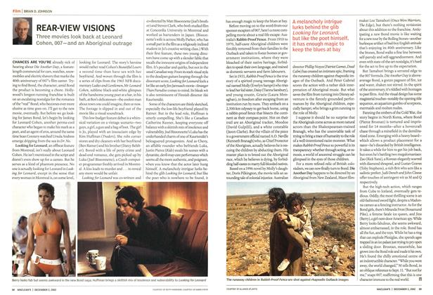 Article Preview: REAR-VIEW VISIONS, December 2002 | Maclean's