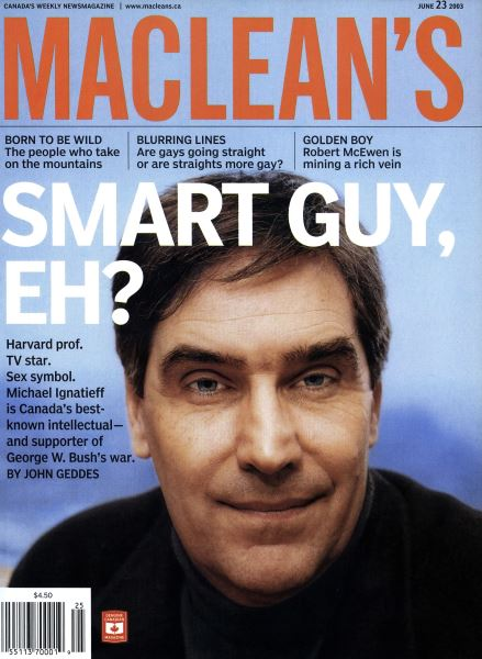 Issue: - June 2003 | Maclean's