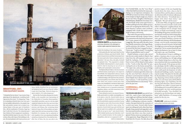 Article Preview: BRANTFORD, ONT., August 2003 | Maclean's