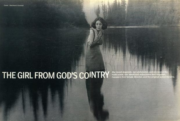 Article Preview: THE GIRL FROM GOD'S COUNTRY, September 2003 | Maclean's