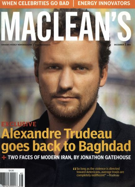 Issue: - December 2003 | Maclean's