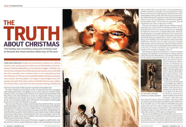 Article Preview: TRUTH, December 2003 | Maclean's