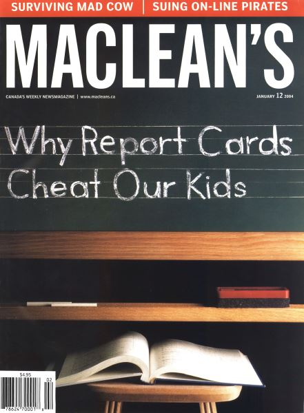 Issue: - January 2004 | Maclean's