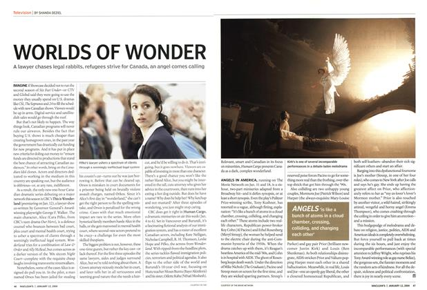 Article Preview: WORLDS OF WONDER, January 2004 | Maclean's